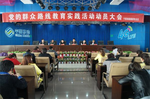 党员教育学习大会