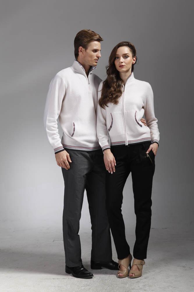 情侣款羊绒衫