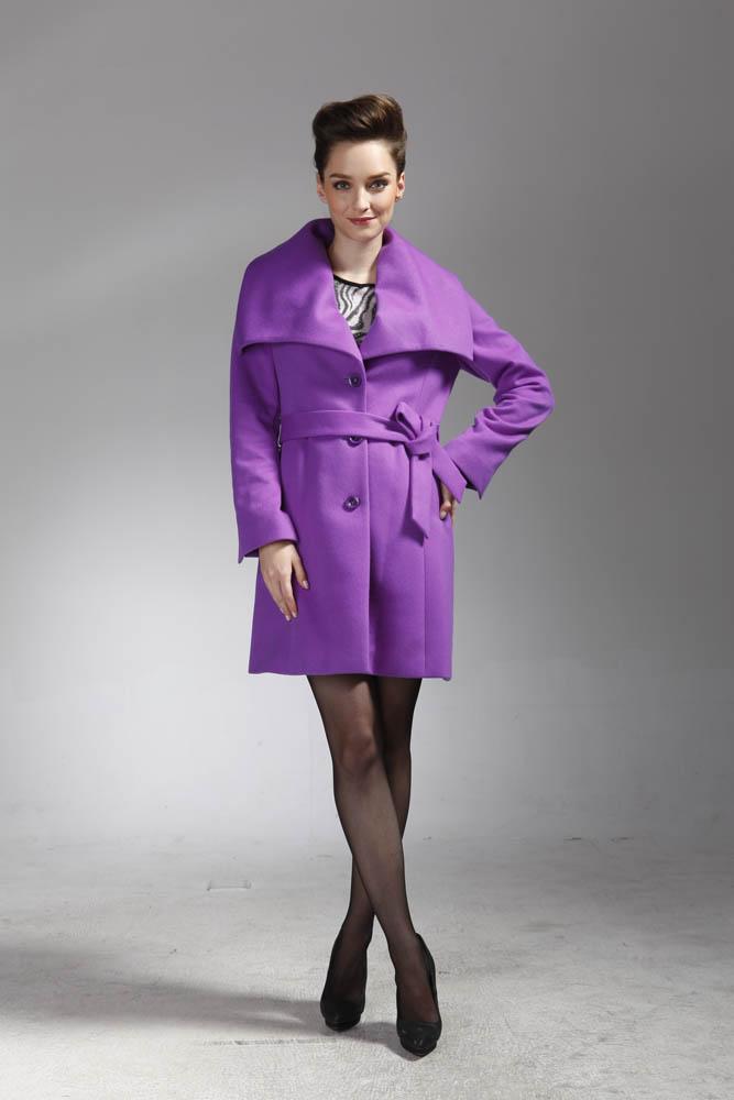 女款羊绒大衣